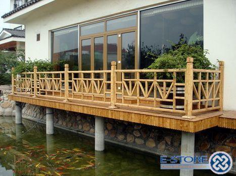 Bamboo Fence Style Design Image border=    artwalldecor.blogspot.com