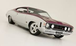 #XaFord #Falcon |Gary Myers #Coupe is awesome #Custom