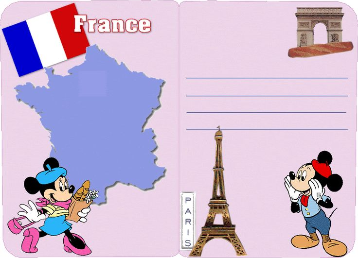 Epcot Passport  printable