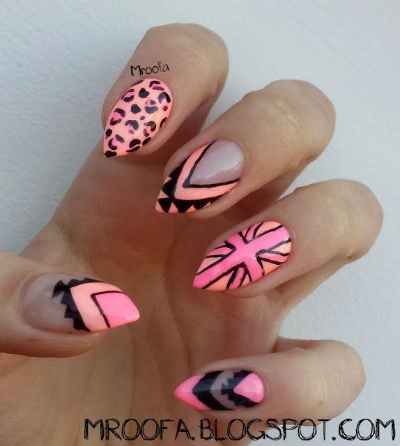 Semilac Nail Art Mix