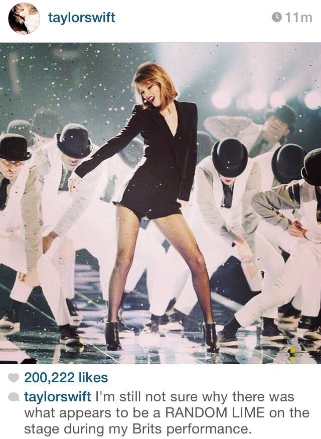 Taylor Swift And Calvin Harris Make It Instagram Official