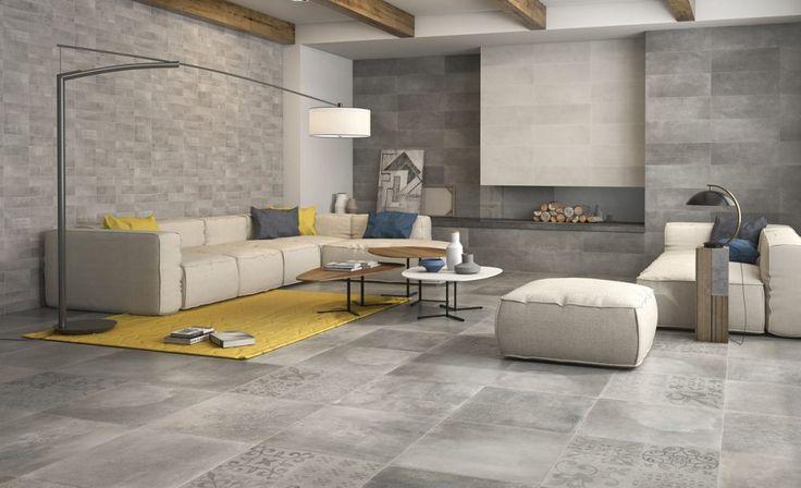 El pavimento puede aportar carácter a un interior, conoceremos un suelo interior porcelánico versátil, atractivo y capaz de personalizar un espacio.