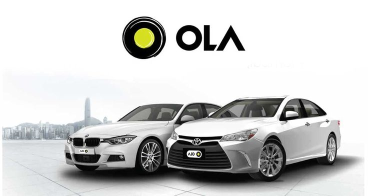 Ola gets you in an Audi, Mercedes, BMW within your budget.