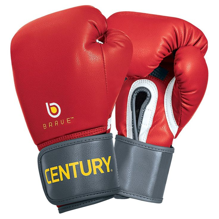 Century Brave Youth Boxing Glove - Red