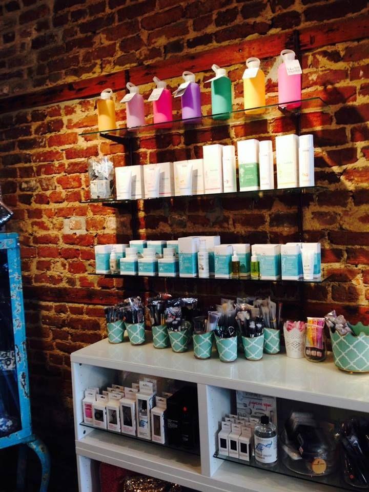 #Lavido on the shelf @ Pink Dot Beauty Bar