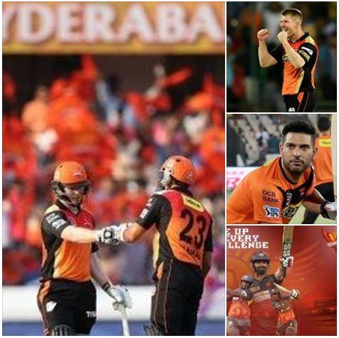 Congratulations, Hyderabad!!! #SRH wins IPL 2016!!!