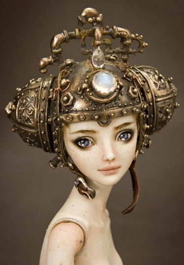 15 best Enchanted dolls and their things images on Pinterest  Marina bychkova Enchanted doll