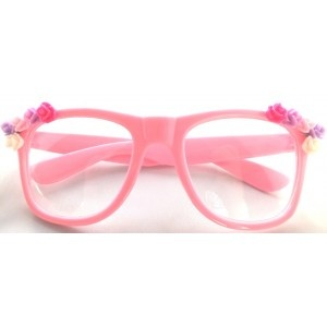 £15. Customised Glasses. Many colours and styles available. www.cherry-baby.co.uk