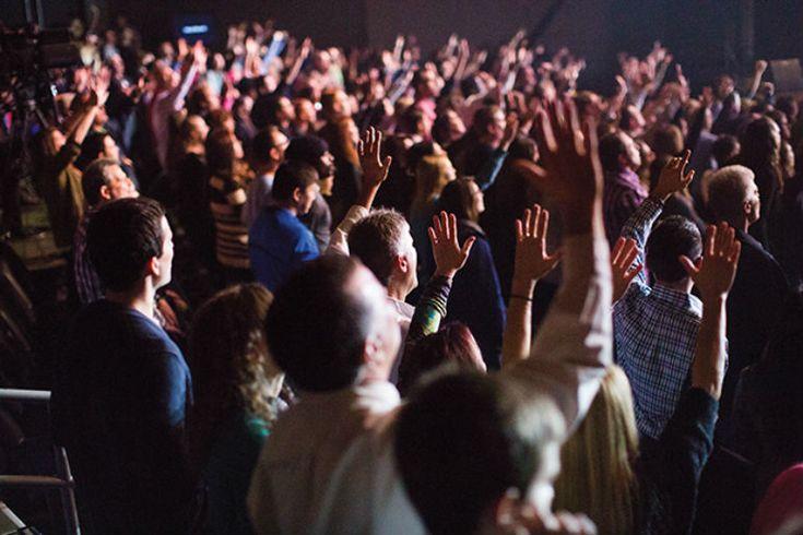 On God's Stage: Elevation Church - Charlotte Magazine - January 2014 - Charlotte, NC