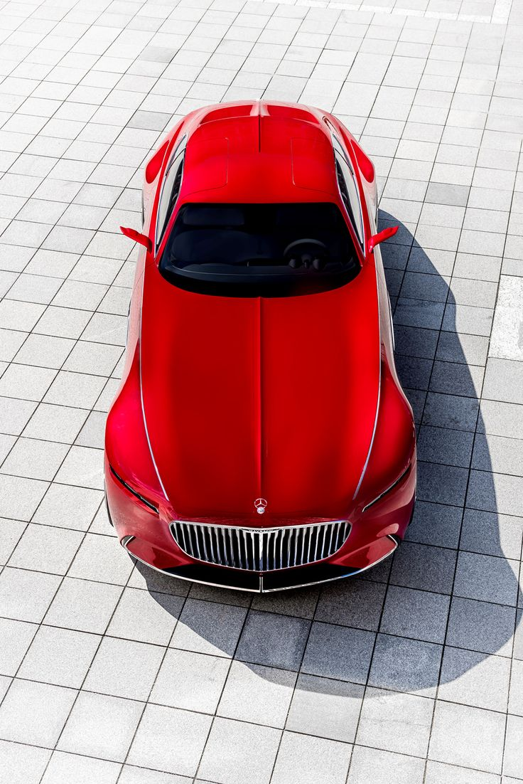 Vision Mercedes-Maybach 6 on Behance
