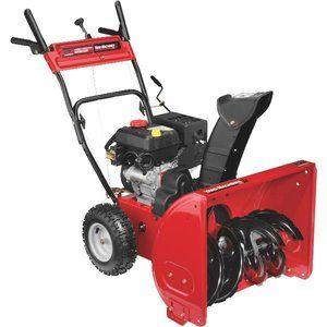 Yard Machine Gas Snow Thrower - 736497