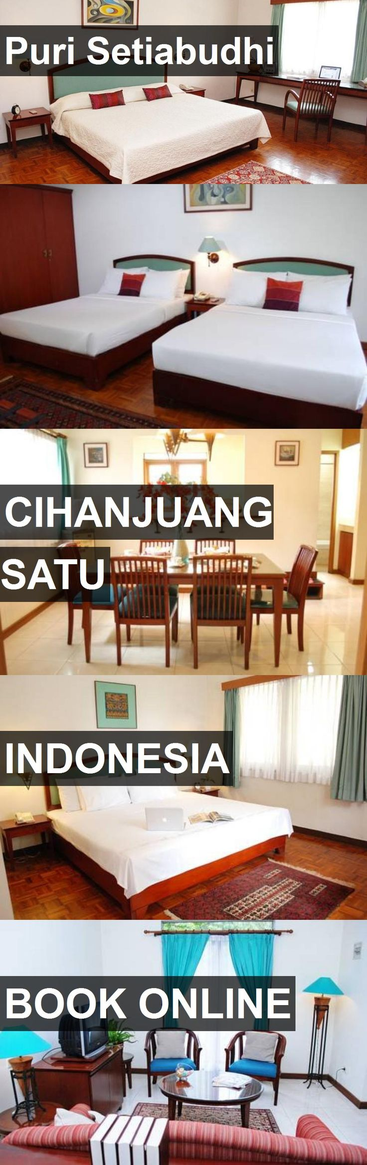 Hotel Puri Setiabudhi in Cihanjuang Satu, Indonesia. For more information, photos, reviews and best prices please follow the link. #Indonesia #CihanjuangSatu #PuriSetiabudhi #hotel #travel #vacation