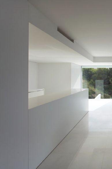 Fran Silvestre Arquitectos   House on the Cliff   Alicante, Spain