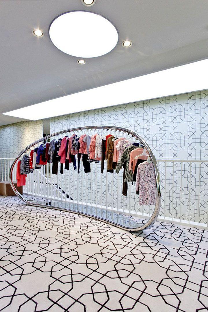 Retail Design | Shop Design | Fashion Store Interior Fashion Shops | Marni flagship store by Sybarite, Beijing store design
