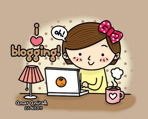 Tips Menjadi Blogger Sukses dan Kaya Raya Dengan B Blog | Japanindo Cute Culture
