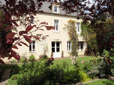 Propriété avec Chambres d'hôtes à vendre près de Bayeux dans le Calvados