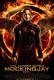 The Hunger Games: Mockingjay - Part 1- Katniss Everdeen is in District 13 after she shatters the games forever. Under the leadership of President Coin and the advice of her trusted friends, Katniss spreads her wings as she fights to save Peeta and a nation moved by her courage.