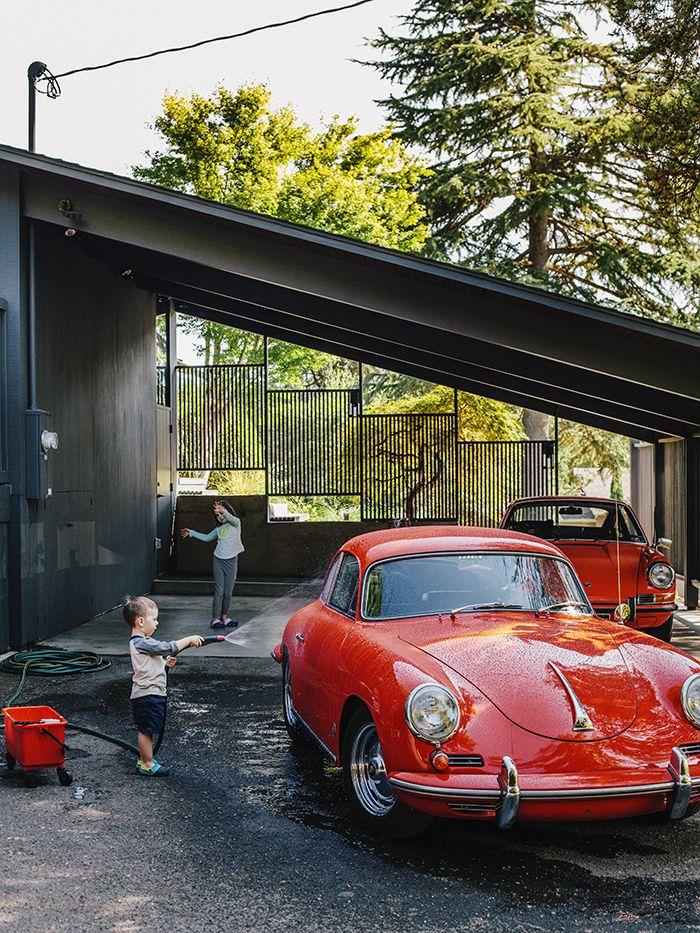 Modern Carport Garage: 94 Best Carport Images On Pinterest