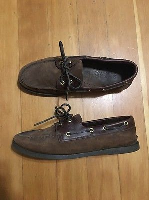 Sperry Top-Sider Boat Shoes Mens 11