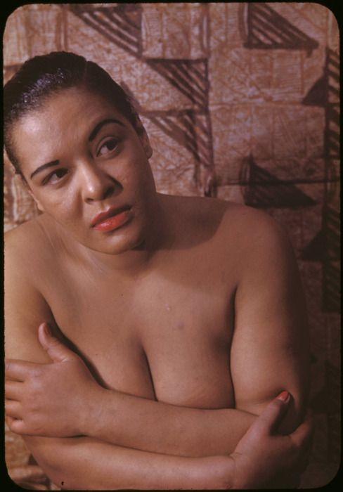 Billie Holiday, photographed by Carl Van Vechten