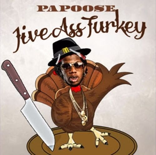 """♫ New Music: Papoose   """"Jive A** Turkey"""" [Trinidad James Diss] ♫- http://getmybuzzup.com/wp-content/uploads/2013/11/papoose.jpg- http://getmybuzzup.com/%e2%99%ab-new-music-papoose-jive-a-turkey-trinidad-james-diss-%e2%99%ab/-  Papoose   """"Jive A** Turkey"""" [Trinidad James Diss] Brooklyn rapper Papoose serves up Atlanta rapper Trinidad James for Thanksgiving with this new diss track called 'Jive A** Turkey'. Enjoy!   Let us know what you think in the comm"""