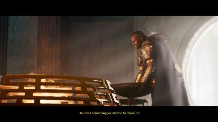 Destiny: Rise of Iron — выжатый лимон.#Рецензия /  #Игры