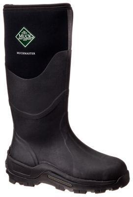 The Original Muck Boot Company MuckMaster 16'' Waterproof Commercial Grade Boots - 10 Men/11 Ladies