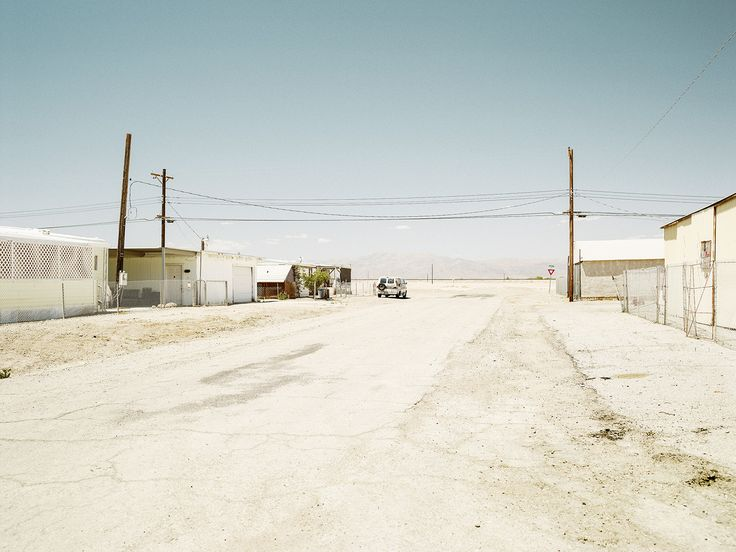Alex Telfer | The Salton Sea