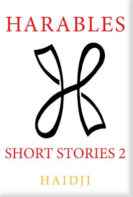 On My Kindle Book Reviews: Harables: Short Stories 2 by Haidji