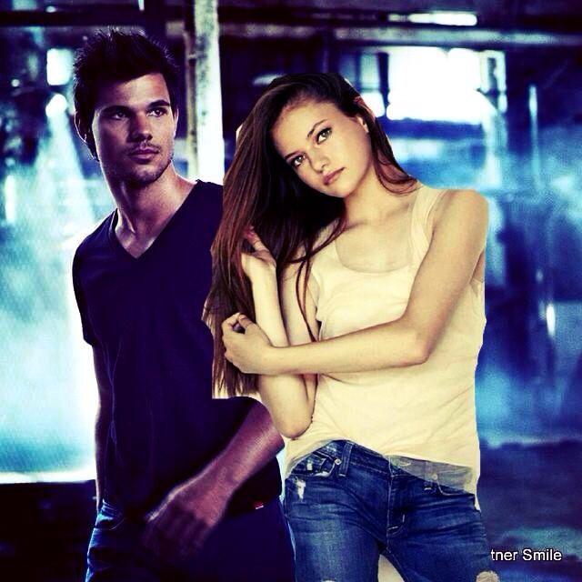 Jacob and Renesmee, The Twilight Saga Rising Sun.