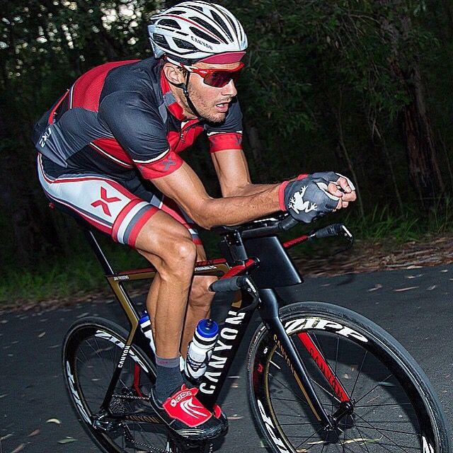 Jan Frodeno - Iron Man, Triathlete and Bont Cycling Pilot ...