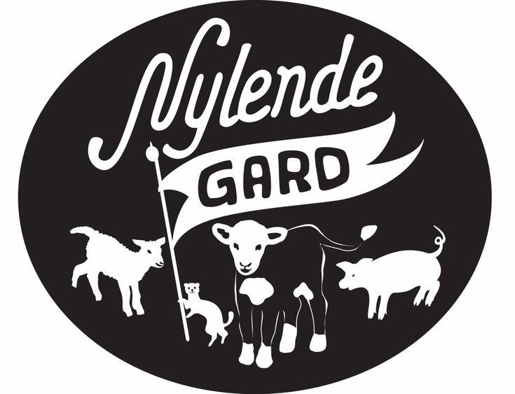 Logo design Nylende Gard Nissedal norway