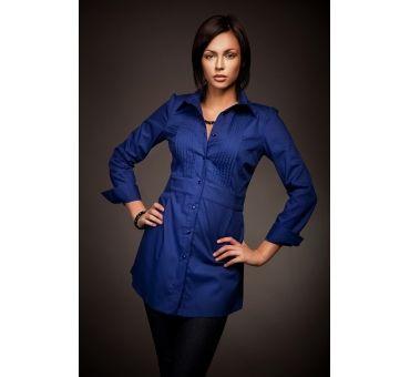 https://galeriaeuropa.eu/koszule-damskie/300066376-modna-przedluzana-koszula-z-zakladkami-hit-k19-niebieski