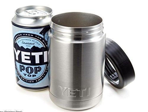 Yeti Coolers Rambler Colster 12oz and Comes With Limited Edition Can
