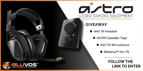 Win an Astro A40 TR and Mixamp Pro TR {us ca} Excludes QC... sweepstakes IFTTT reddit giveaways freebies contests