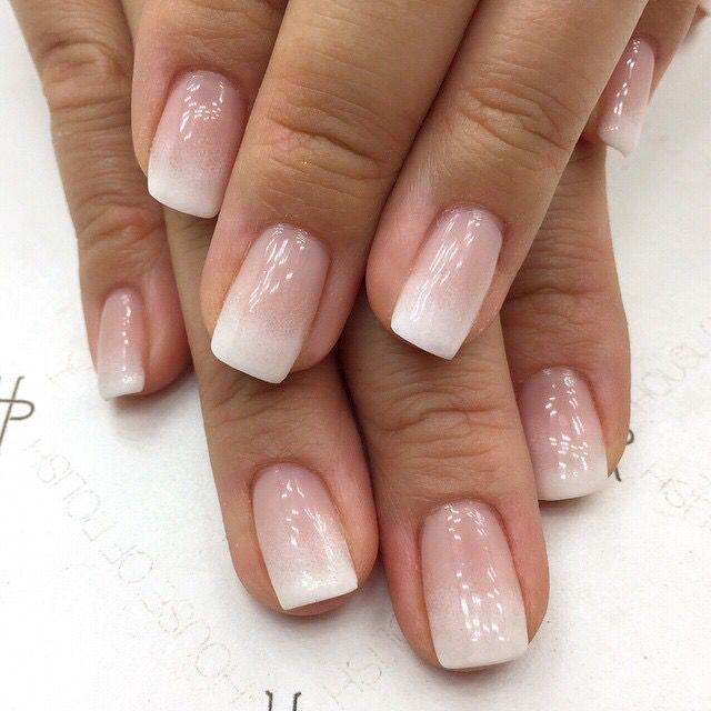 unique french tip nails ideas