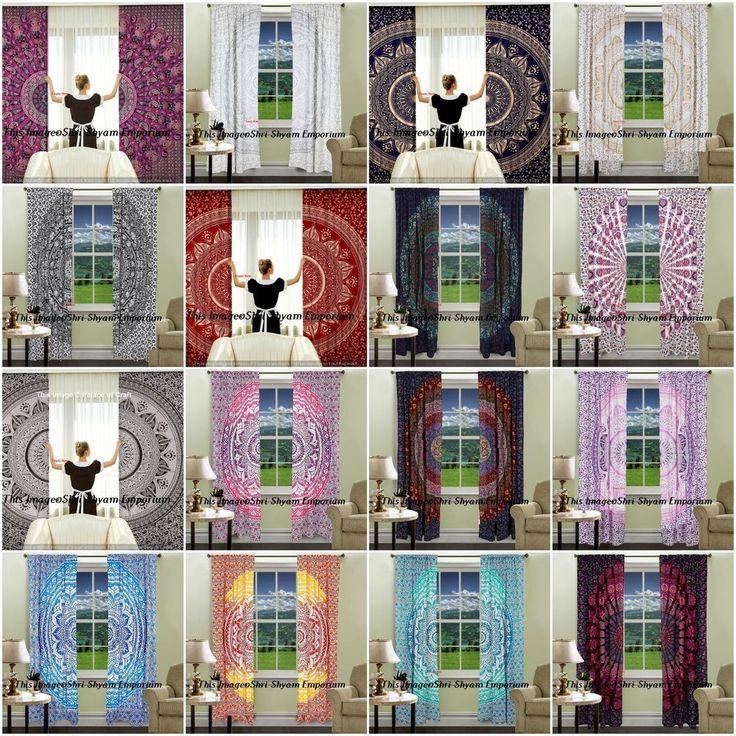 Best 25+ Door Window Curtains Ideas On Pinterest