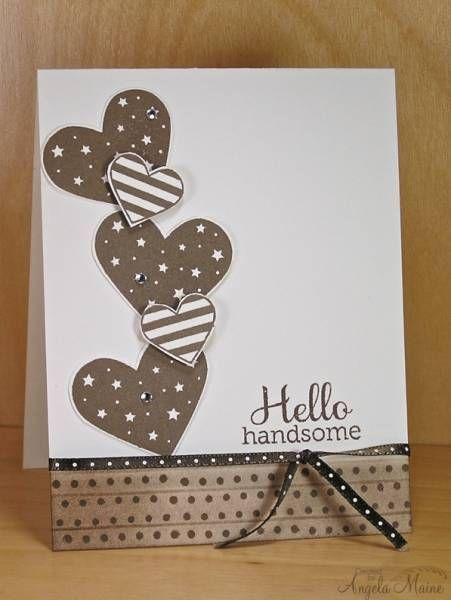 For Him by Arizona Maine - Cards and Paper Crafts at Splitcoaststampers