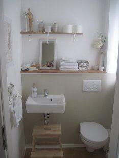 Toiletten deko  Die besten 25+ Gäste wc Ideen auf Pinterest | kleine Toilette ...