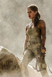 Tomb Raider Movie 3. Lara Croft finds herself searching for her missing father during his search for the ancient Dagger of Xian on an uncharted Chinese island.