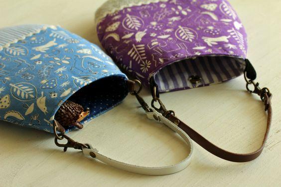 pouch pattern /kokka