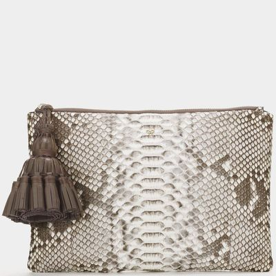 Anya Hindmarch Autumn Winter 2014, Georgiana Clutch