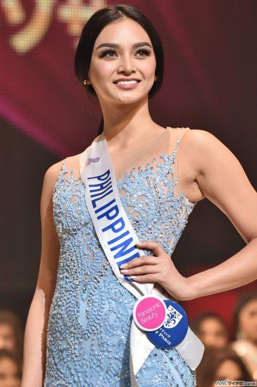 image:2016ミス・インターナショナル、フィリピン代表の幼稚園教師に栄冠