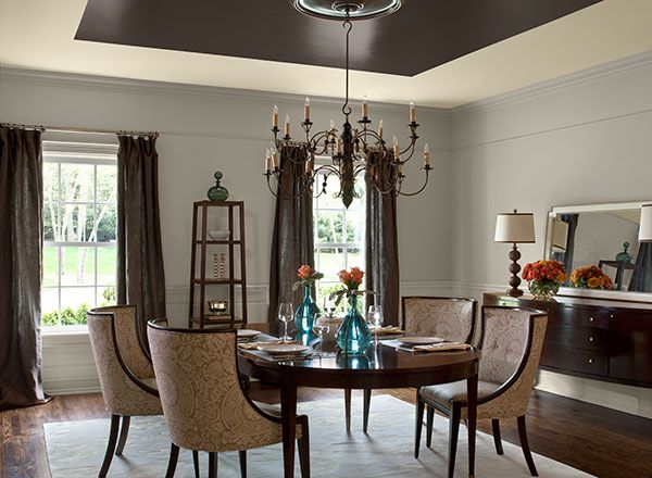 77 best paint colors images on pinterest dining rooms for Neutral colors for kitchen and dining room