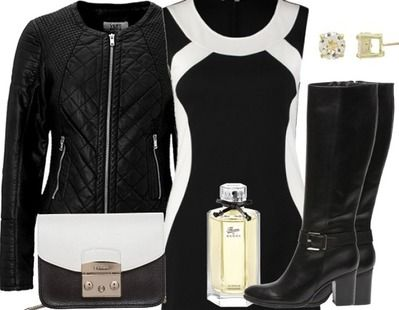 Sexy avond look! Be inspired ♥