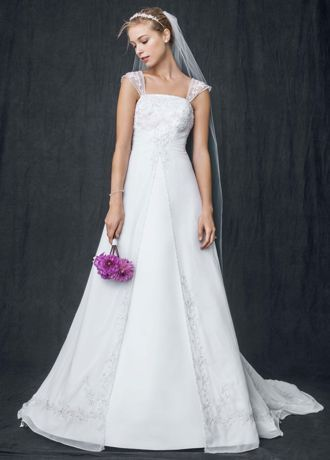 My wedding dress will not zip