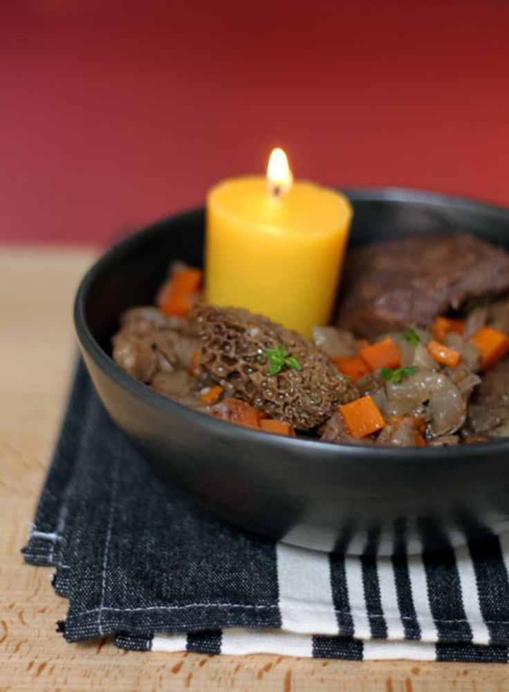 Birthday Boeuf Bourguignon from Amanda Hesser