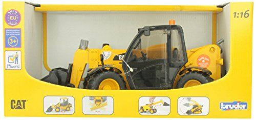 Bruder Construction Toys For Boys : Best images about caterpillar toys on pinterest cats