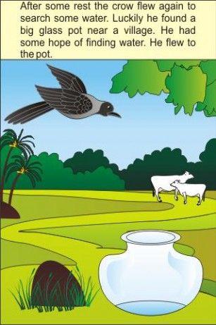 Thirsty Crow Kids Story 441371 2 S 307x512 Jpg 307 215 461