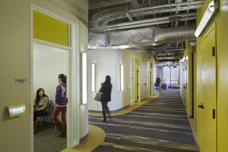 191 best shaw contract large office spaces images on for Zappos office design